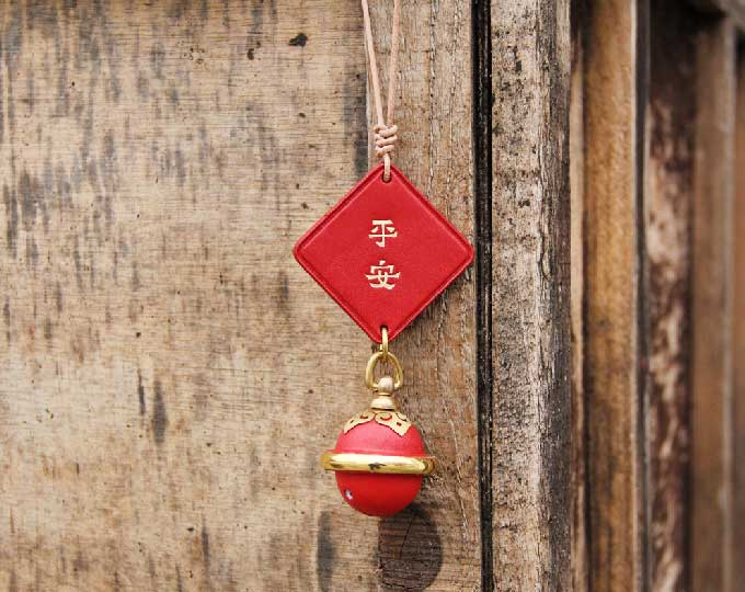 car-pendant-handmade-leather-craft
