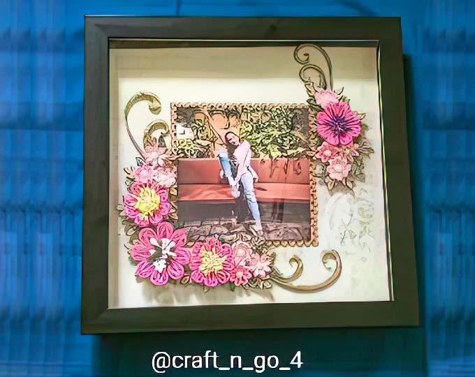 quilling-photo-frame